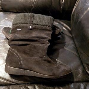 Cougar - Vienna Black Suede Winter Boot